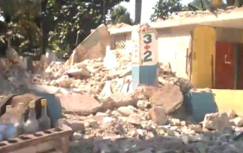 Image for Haiti webcast
