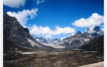 Climate change is affecting  ecosystems from the tropics to high mountains like the Himalayas.