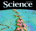 Cover of December 4 issue of Science