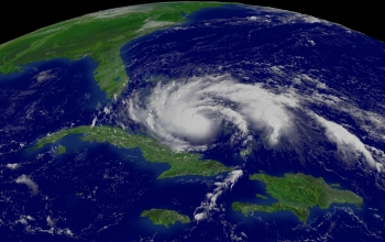 Atlantic Ocean hurricanes like Rita are increasing in frequency, according to new research results.