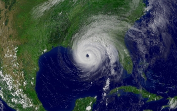 Hurricane Ivan on September 15, 2004