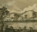 View of the West Bank of the Hudson's River 3 Miles above Still Water, 1789.
