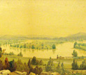 Image of View of the Oxbow, by Henry Woodward, 1859.
