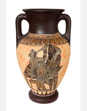Image of a Greek vase.