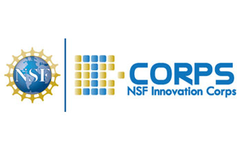 NSF Innovation Corps logo.