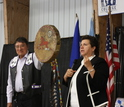 Ceremony for 40th anniversary of Sitting Bull College