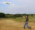 CO2-sensing UAV