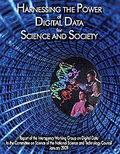 Harnessing the Power of Digital Data for Science and Society report cover