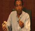 Yohannes Haile-Selassie discusses the discovery and significance of Kadanuumuu.