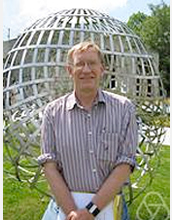 Photo of Stanford mathematician Gunnar Carlsson.