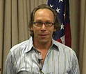 Image of Lawrence Krauss, recipient of a National Science Board 2012 Public Service Award.