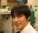 Lead author Jing-Ke Weng of Purdue University.
