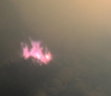 Photo of wildfire.