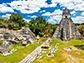 the ancient Maya city of Tikal in northern Guatemala