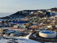 A 2015 photograph of NSF's McMurdo Station, Antarctica.
