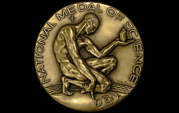 photo of the national medal of science