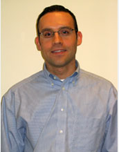 Photo of Mark Snyder, assistant professor of chemical engineering at Lehigh University.