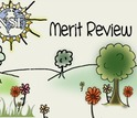 trees and flower and the text merit review