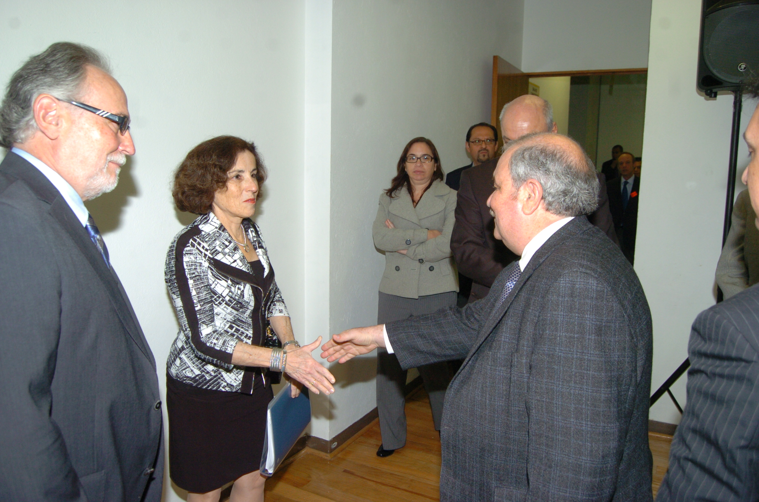 National Science Foundation Director Visits Mexico To Strengthen And