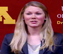 Image of Michelle LaRue of the University of Minnesota.