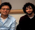 William Lim and David Pincus discuss chemical link between multi-cell and a single-cell creature.