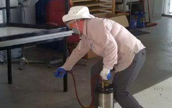 Queensland Health's DART team performs targeted indoor residual spraying in mosquito sites.