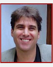 Photo of Joshua Aronson, Department of Applied Psychology, New York University.