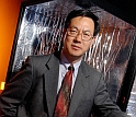 Zhong Lin Wang leads a nanoscience and nanotechnology research group at Georgia Tech.
