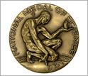Image of the National Medal of Science.