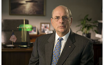 Photo of Norman R. Augustine, 2008 NSB Vannevar Bush Awardee