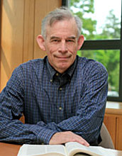 Image of Christopher Sims, one of winners of the 2011 Sveriges Riksbank Prize in Economic Sciences.