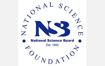 the National Science Board logo.
