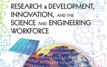 Cover of report Research & Development, Innovation, and the Science and Engineering Workforce.