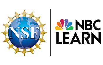 National Science Foundation and NSF Learn logos.