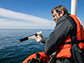 ocean scientist use lidar