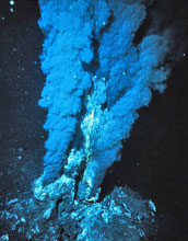 Image of a deep-sea vent.