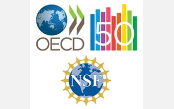 OECD and NSF logos.