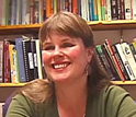 Image of orangutan researcher Cheryl Knott.