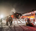Medevac from South Pole