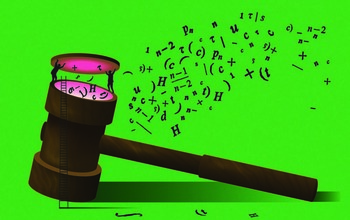 Graphic of an auction gavel