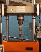 Abrasion apparatus machine