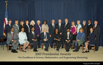 2003 PAESMEM recipients