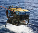 Image of Jason II, a remotely operated vehicle.