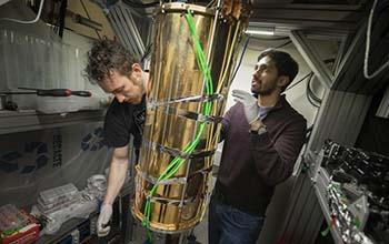 Toward an unhackable quantum internet | NSF - National Science Foundation