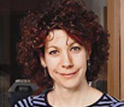 Photo of Bonnie Bassler who discovered the quorum sensing process by which bacteria communicate.