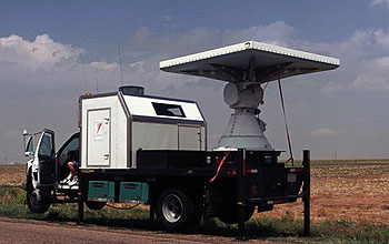 Deployment  of the new Rapid-Scan Doppler on Wheels