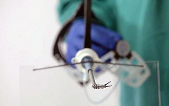 More affordable mechanical arm for minimally invasive surgery
