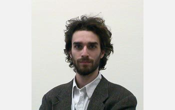 Photo of Carl Schoonover, a doctoral candidate in Columbia University's Department of Neuroscience.