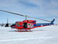 A U.S. Antarctic Program helicopter