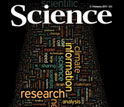 Cover of the February 11, 2011 issue of the journal Science.